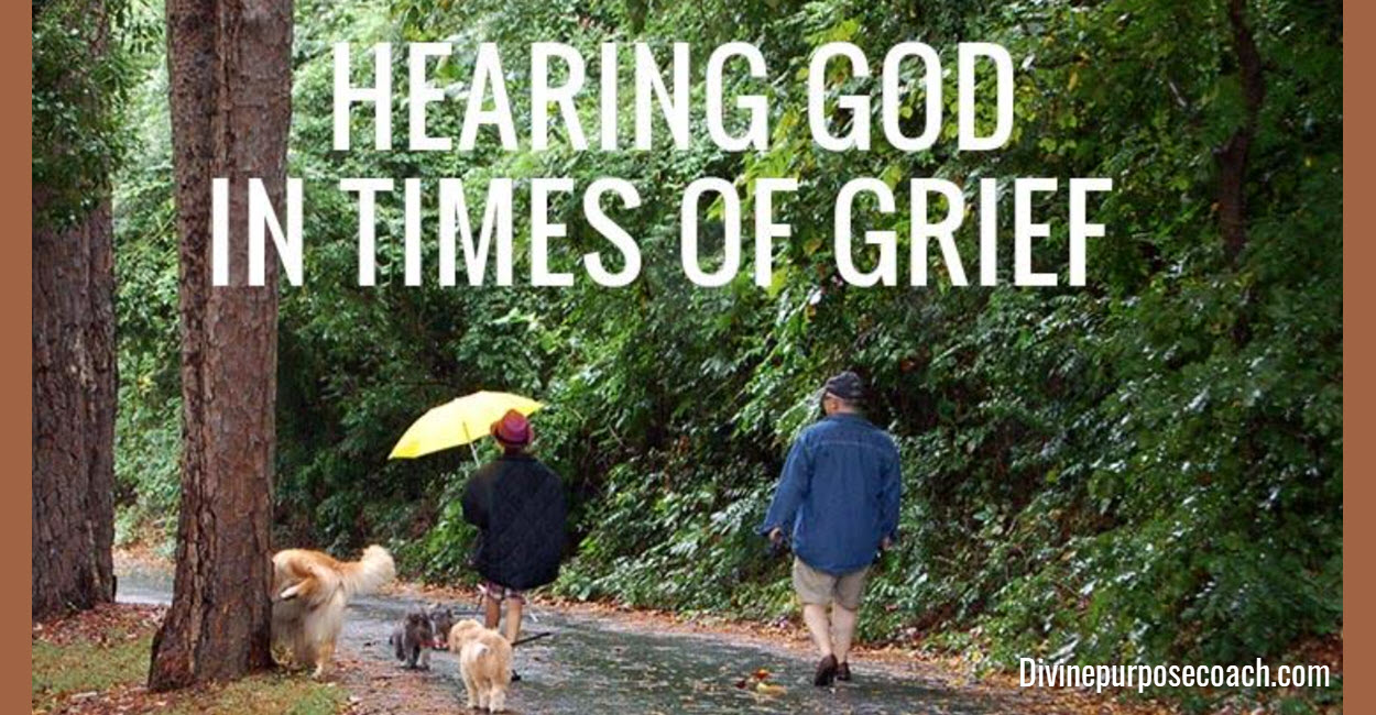Read more about the article Hearing God's Voice In Times Of Grief
