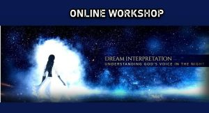 Read more about the article Dream Interpretation coaching-Hearing God through your dreams workshop