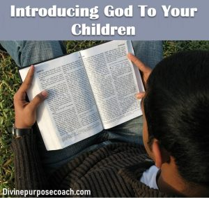 Read more about the article Introducing God To Your Children