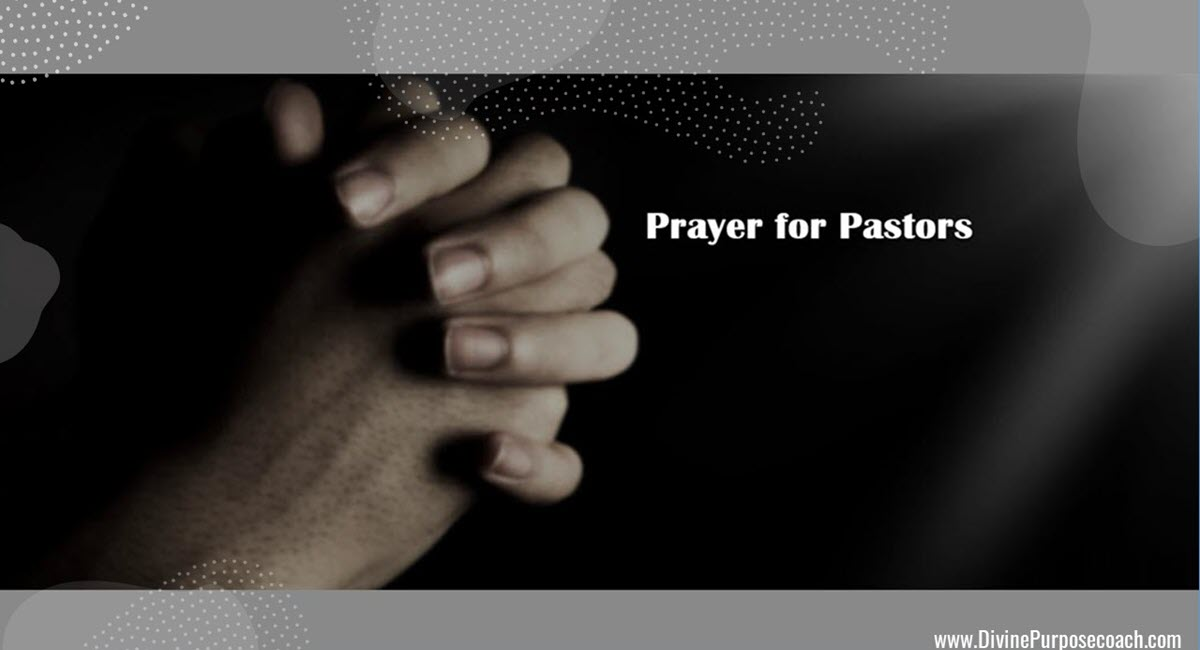 Read more about the article Prayer For Pastors